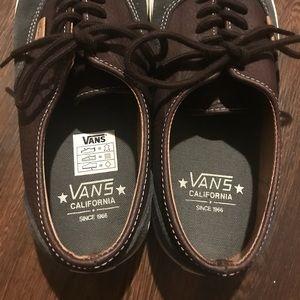 378b492c94 Vans Shoes - Vans Cali Era Decon Dark Shadow Black Coffee 10